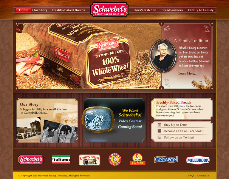Schwebel's Bread