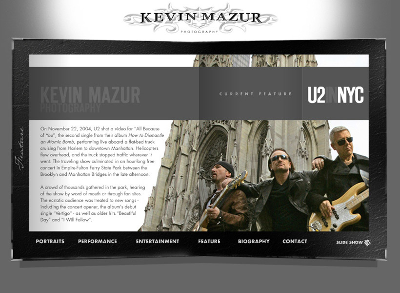 Kevin Mazur Photography